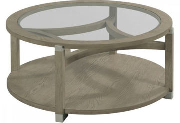Picture of SOLSTICE ROUND COFFEE TABLE