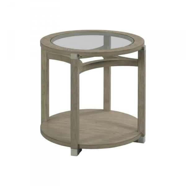Picture of SOLSTICE ROUND END TABLE