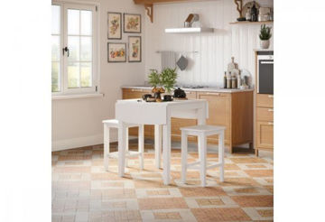 Picture of EASTERN TIDES COUNTER HEIGHT  DROP LEAF TABLE