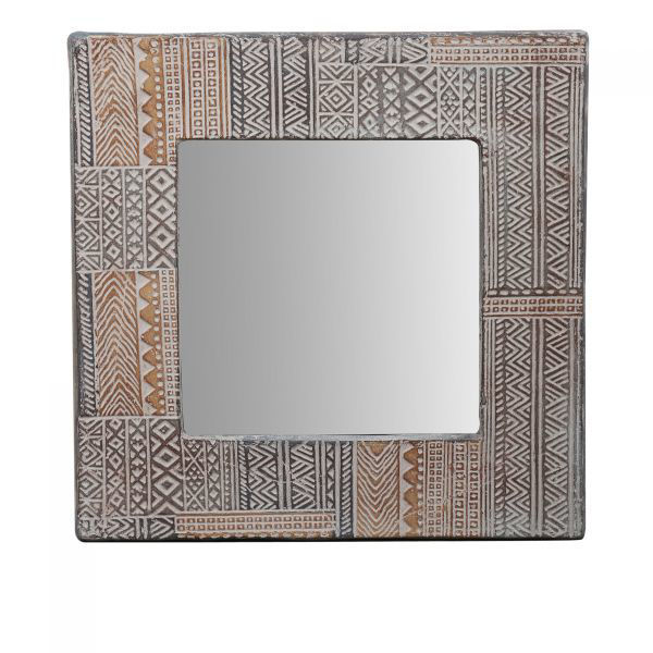"""Picture of 18"""" ECOMIX MIRROR PAINTED"""